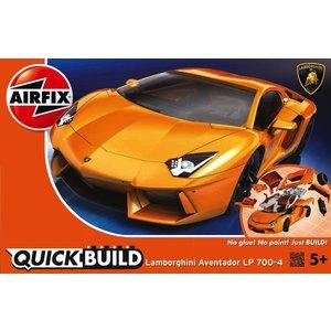 Airfix . ARX Lamborghini Aventador Quick Build