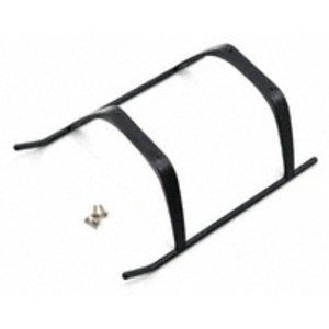 Blade . BLH LANDING GEAR SET, BLACK B450