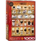 Eurographics Puzzles . EGP COFFEE VARIETY PUZZ 1000