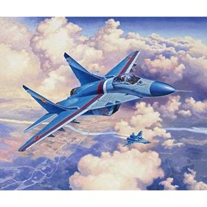 Revell of Germany . RVL 1/72 MIG-29S FULCRUM
