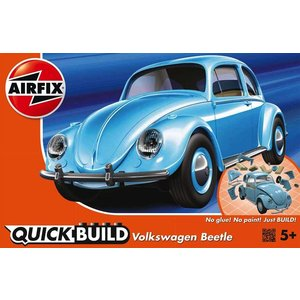 Airfix . ARX VW BEETLE QUICK BUILD