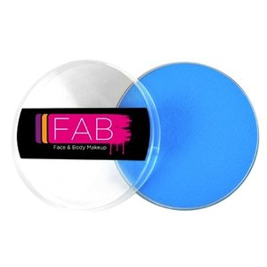 Fab . FAB AQUACOLOR ALICE BLUE 45GM FACE & BODY PAINT