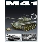 TAigen . TAI R/C 2.4 M41A3 W/BB'S SMOKE SND