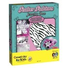 Creativity for kids . CFK FEATHER FASHION JEWELRY BOX