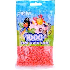 Perler (beads) PRL HOT CORAL PERLER BEADS 1000