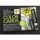 Chameleon . CHM FLOWER COLOR CARDS