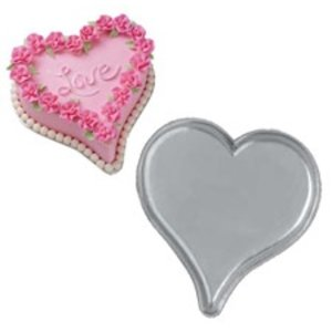 Wilton Products . WIL PAN SHAPED SWEETHEART