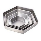Wilton Products . WIL PAN SET 4PC HEXAGON