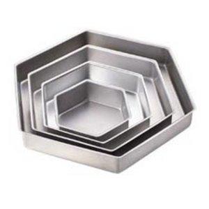 Wilton Products . WIL PAN SET 4PC HEXAGON