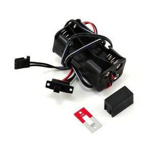 Traxxas Corp . TRA BATTERY HOLDER 4-CELL
