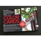Chameleon . CHM TATTOO COLOR CARD