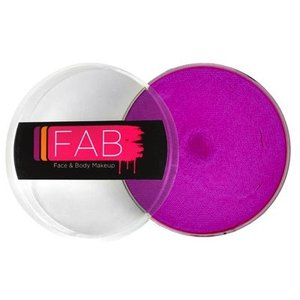 Fab . FAB AQUACOLOR MAGENTA SHIMMER 45GM FACE & BODY PAINT