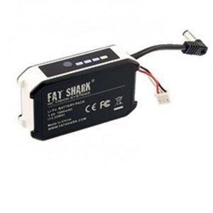 FATSHARK . FTS 7.4V 1800MAH W/LED INDICATOR