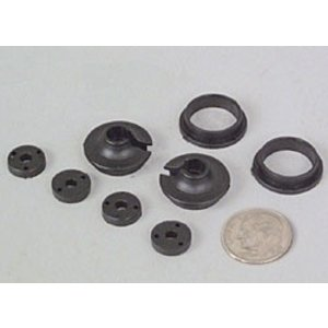 Traxxas Corp . TRA SHOCK SPRING RETAINERS UPPER/LOWER