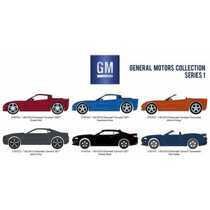 Green Light Collectibles . GNL 1/64 GM COLLECTION SERIES 1