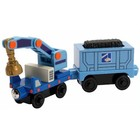 Tomy . TMY WOOD QUARRY CARS 2 PK