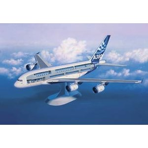 "Revell of Germany . RVL 1/144 AIRBUS A380 """"VISIBLE INT"