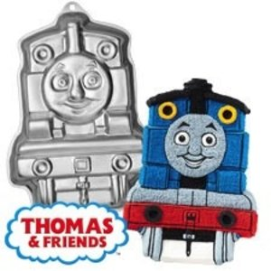 Wilton Products . WIL THOMAS & FRIENDS CAKE PAN