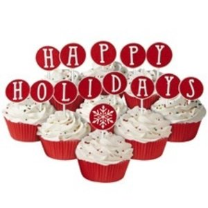Wilton Products . WIL FUN PIX HAPPY HOLIDAYS