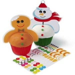 Wilton Products . WIL CUPCAKE COSTUMES/FROSTED FUN