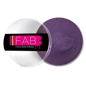 Fab . FAB AQUACOLOR AMETHYST SHIMMER 45GM FACE & BODY PAINT