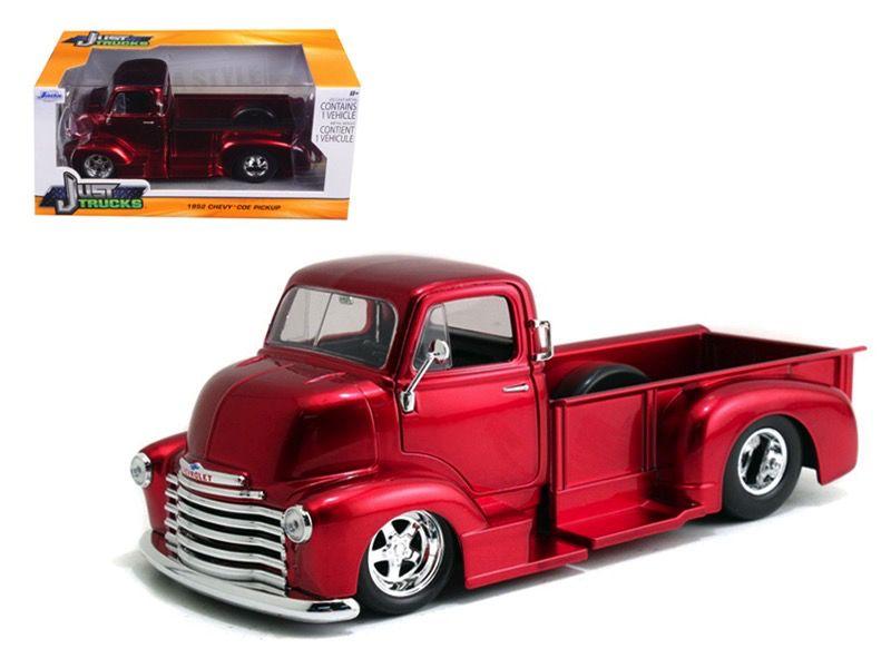 Toys For Trucks Calgary : Jada toys jad chev coe p u red pm hobbycraft