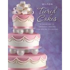 Wilton Products . WIL TIERED CAKES (BOOK)
