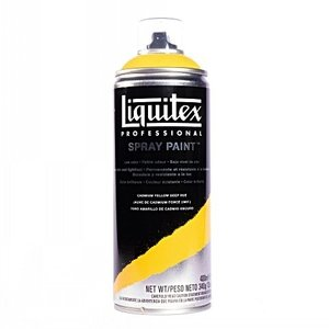 Liquitex/Colart . LIQ LQ SPRY PAINT CAD YEL DEEP HUE