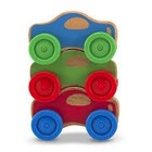 Melissa & Doug . M&D STACKING CARS