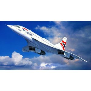 Revell of Germany . RVL 1/72 CONCORDE BRITSH AIRWAY