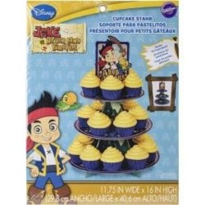 Wilton Products . WIL TREAT STAND - JAKE PIRATE
