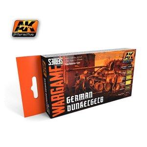 A K Interactive . AKI WARG.SER. GERMAN DUNKELGELB