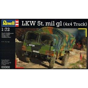 Revell of Germany . RVL 1/72 LKW 5T. MIL GL