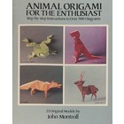 Dover Publishing . DOV ANIMAL ORIGAMI FOR ENTHUSIAST