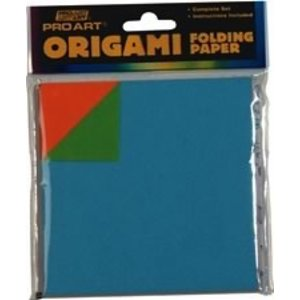Pro Art . PAT DOUBLE SIDED SQUARE ORIGAMI