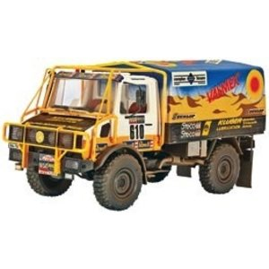 Revell of Germany . RVL 1/24 MERCEDES UNIMOG U 1300