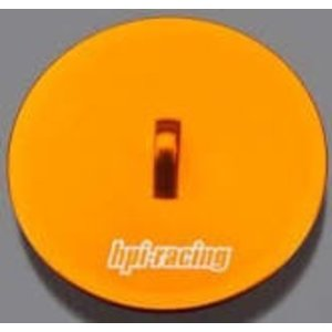 Hobby Products Intl. . HPI ALUM AIR FILTER MTNCE CAP ORNG