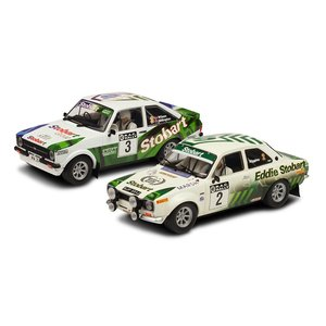 Scalextric . SCT EDDIE S. RAC RALLY LIMITED ED