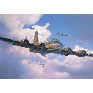 """Revell of Germany . RVL 1/48 B-17G  """"""""MEMPHIS BELLE"""""""""""
