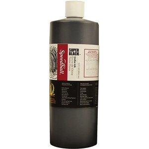 Speedball . SPD 32OZ SUPER BLACK INDIA INK