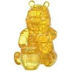 University Games . UGI 3D CRYSTAL PUZZ WINNIE THE POOH