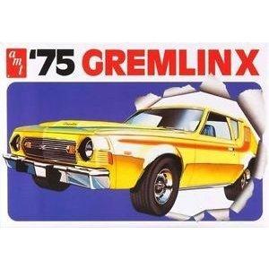 AMT\ERTL\Racing Champions.AMT '75 GREMLIN