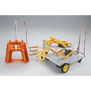 Tamiya America Inc. . TAM R/C ROBOT CONSTRUCTION SET 4CH