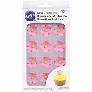 Wilton Products . WIL PETAL PINK ICING DEC.