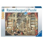 Ravensburger (fx shmidt) . RVB Views Of Modern Rome 5000Pc Puzzle
