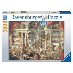Ravensburger (fx shmidt) . RVB VIEWS OF MODERN ROME 5000PC
