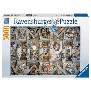 Ravensburger (fx shmidt) . RVB SISTINE CHAPEL 5000PC