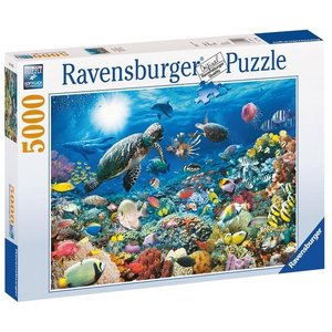 Ravensburger (fx shmidt) . RVB BENEATH THE SEA 5000PC