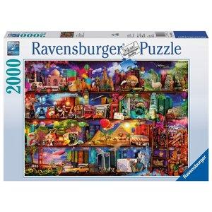 Ravensburger (fx shmidt) . RVB WORLD OF BOOKS 2000 PC