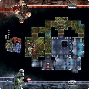 Fantasy Flight Games . FFG IMPERIAL ASSAULT SKIRMISH MAP